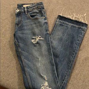 Zara Trafaluc Nomad Boot Cut - distressed